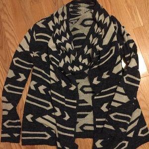 Sweaters - Tribal Cardigan